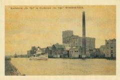 117 Meelfabriek De Tijd en Oliefabriek De Vlijt Wormerveer