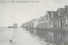 169 Watersnood 1916 Overstroomingen te Zaandam