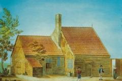 184 Zaandam Czaar Peterhuisje Anno 1637