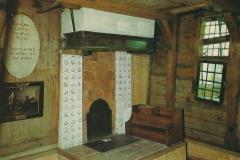 185 Zaandam Czaar Peterhuisje Interieur