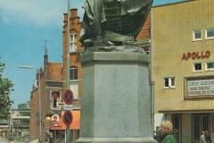 187 Zaandam Standbeeld Czaar Peter