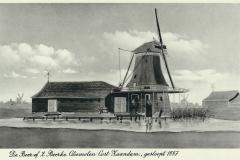 070 De Boer of t Boerke Oliemolen Oost-Zaandam