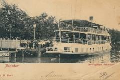 170 Zaandam aanlegplaats Salonboot