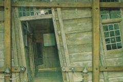 186 Zaandam Czaar Peterhuisje Ingang